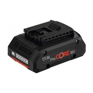 ボッシュ LiーIonバッテリー W117xD47xH77mm PROCORE18V4.0 1個