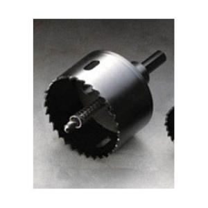 ハウスビーエム バイメタルホルソー(回転用)バイメタルホールソー  100mm BMH-100 diy-tool
