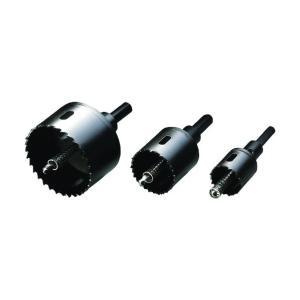 ハウスビーエム バイメタルホルソー(回転用)バイメタルホールソー  130mm BMH-130 diy-tool