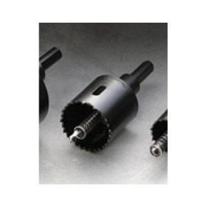 ハウスビーエム バイメタルホルソー(回転用)バイメタルホールソー  80mm BMH-80 diy-tool