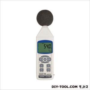 カスタム デジタル騒音計 白 W68×H245×D45mm SL-1373SD 1|diy-tool