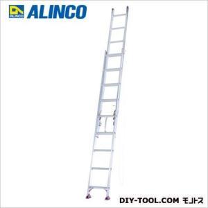 アルインコ/ALINCO 2連はしご(伸縮式ハシゴ) CX-60DE