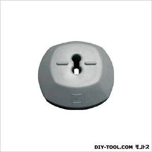 DICプラスチック ディックSPフェンス用部品 ベースウェイト  ×1個   WT|diy-tool