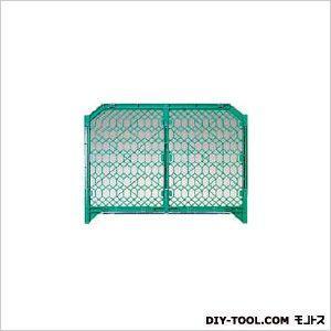 DICプラスチック ディックSPフェンス 1500×1200  (×1台) 緑  DSPF1500|diy-tool