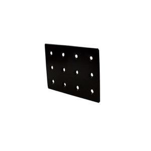 ダイドーハント 2x4サポート 黒 2x80x120 10179000|diy-tool