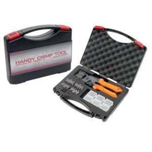 エンジニア 精密圧着ペンチ(ダイスセット) オレンジ  PAD-01 1 個 diy-tool