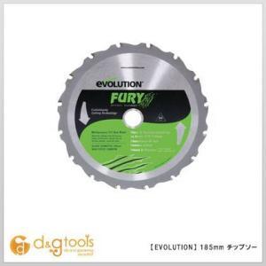 エボリューション フューリー1・4(FURY1・4)用替刃 万能切断チップソー  185mm 185TCT