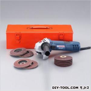 エスコ(esco) 720Wディスクグラインダーセット 100mm EA809BV-30|diy-tool
