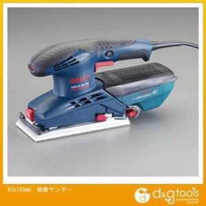 エスコ 吸塵サンダー 93×185mm EA809XW-2|diy-tool
