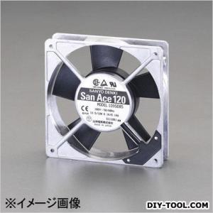 120x120mm/38mm厚[AC100V]ファン  EA940DY-33