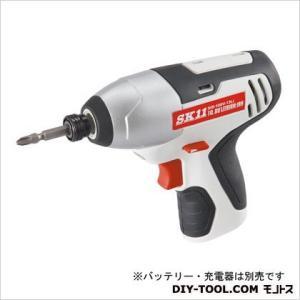 SK11 10.8Vインパクトドライバー  幅165×高さ150×奥行き55mm SID-108V-13LI diy-tool