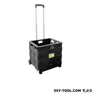 E-Value 折りたたみ式コンテナキャリー ECC45BS|diy-tool