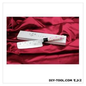 さくら包丁 さくら包丁 桐箱入り 菜切包丁|diy-tool