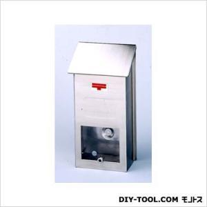 グリーンライフ ファミリーポスト 壁掛けタイプ シルバー W18.0×D9.5×H34.5cm PS-10H  台 diy-tool