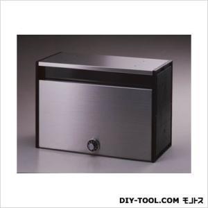 グリーンライフ ステン集合ポスト(ダイヤル錠) シルバー W34.0×D16.0×H24.0cm ADP-240 台