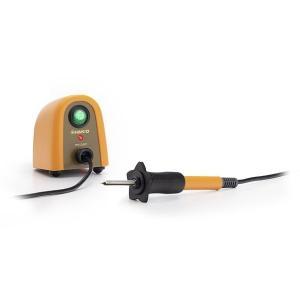 白光/HAKKO ウッドバーニング用ハッコーマイペン/100V平形プラグ FD200-01 電熱ペン|diy-tool