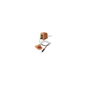 白光(HAKKO) ウッドバーニング用ハッコーマイペンアルファ100V平形プラグ FD210-01|diy-tool