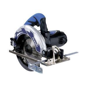 日立工機(hitachi) 電気丸鋸チップソー(丸のこ刃)付アルミベース 165mm FC6MA2|diy-tool