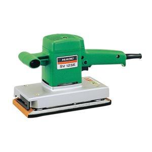 HiKOKI(日立工機) オービタルサンダ (L)(mm)330(W)(mm)210(H)(mm)130 SV12SE 100V|diy-tool