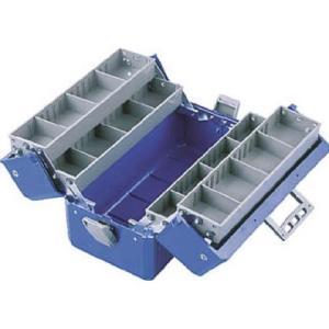 ホーザン HOZANツールボックスボックスマスター青 ブルー B-56-B diy-tool