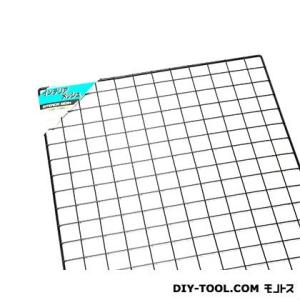 光 スチールメッシュパネル 黒 1500×600mm PJ1565-1  0|diy-tool