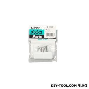 光 ネット取付金具 白  JN-2  4個|diy-tool