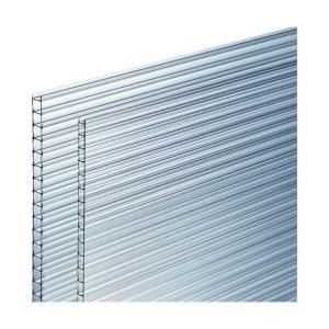 光 ポリカ中空ボード 透明 KTP2194W-1 2枚入|diy-tool