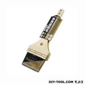 ハンディクラウン Premium多用途刷毛平 80mm 1183090080|diy-tool