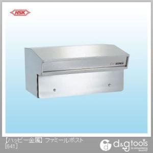 ハッピー金属 ファミールポスト(ステンレスポスト)フェンス取り付け専用タイプ   641 diy-tool