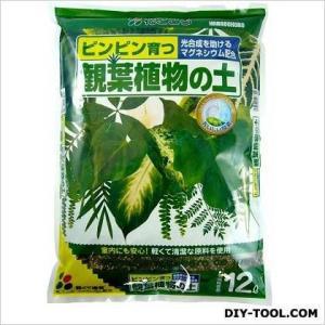 花ごころ 観葉植物の土 12L|diy-tool