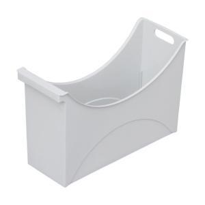 ●BOXの底を山切り形状にしたことでファイルが曲がりにくくなります。 ●上からも横からも見えるインデ...
