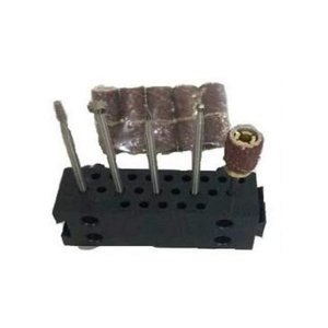 I・HELP ホビールーター用研磨ビットセット 12.7cm×9.2cm×3.3cm IH-RP4 ...