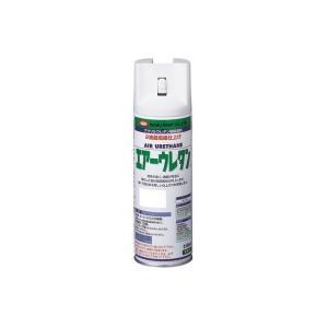 イサム塗料 エアーウレタン/アクリルウレタンスプレー 2液タイプ  クリヤー 315ml|diy-tool