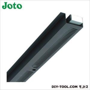 JOTO 軒天換気材 本体 ブラック  FV-N016F-L09-BK diy-tool