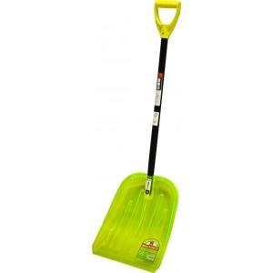 金象印 ポリカスコップ 柄共 除雪作業用品 イエロー  124326|diy-tool