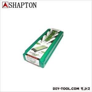 シャプトン セラミック砥石刃の黒幕中砥石厚さ15mm グリーン #2000 K0703|diy-tool