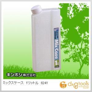 ゴールデンスター/キンボシ ミックスケースガソリン混合用容器 1リットル 6241 0