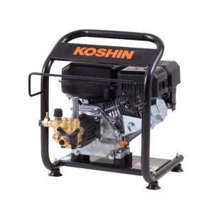 工進 農業用エンジン式高圧洗浄機 ブラック JCE-1408U|diy-tool