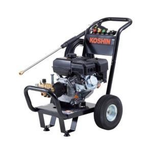 工進 エンジン式高圧洗浄機 ブラック JCE-1408UDX diy-tool