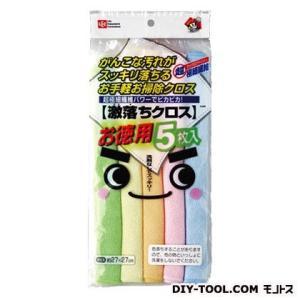 レック 激落ちクロス お徳用 5枚入  179034|diy-tool