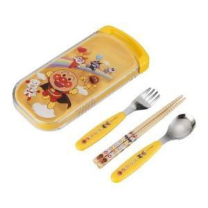 人気者アンパンマンのお弁当グッズ  スプーンの柄は樹脂製で幼児が握りやすく、 先端部はステンレス製で...