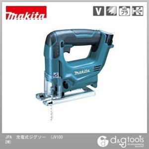 マキタ/makita JPA充電式ジグソー(バッテリー&充電器付き) JV100DW|diy-tool