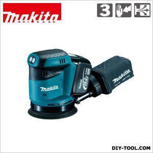 マキタ/makita 充電式ランダムオービットサンダ(バッテリー&充電器付き) BO140DRF|diy-tool