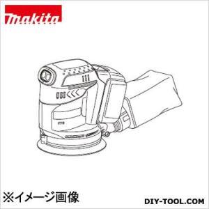 マキタ/makita 充電式ランダムオービットサンダ(バッテリー&充電器付き) BO180DRF|diy-tool