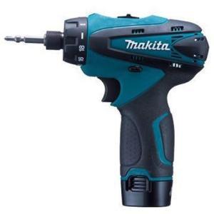 マキタ/makita 充電式ドライバドリル(バッテリー&充電器付き)   DF030DWSP|diy-tool
