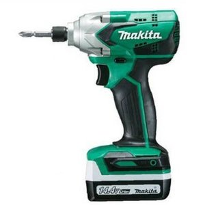 マキタ 14.4V充電式インパクトドライバー バッテリー・充電器付   M697DSX diy-tool