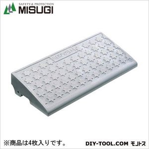 ミスギ ハイステップコーナー 100mm段差用   HS-100 4 枚|diy-tool
