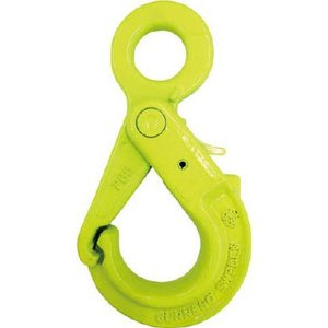 ●フック部分とラッチ部分がかみ合う形状で一体化しており、ラッチの横ぶれを防ぎ安全性が高められています...