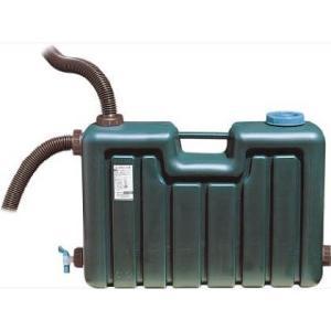 ミツギロン 雨水タンク50L ダークグリーン 50L EG-24 diy-tool