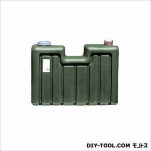 ミツギロン 屋外用貯水用品雨水タンク連結用 ダークグリーン 50L EG-25